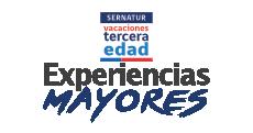 Logo Vacaciones Tercera Edad - Experiencias Mayores